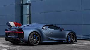 Two porsche cayenne magnum and two bugatti veyron. Limited Edition Bugatti Chiron Celebrates 110 Years Of The Brand