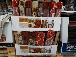 carpet in costco. enchanting costco area rugs design for your flooring ideas: orian garden collection carpet in g