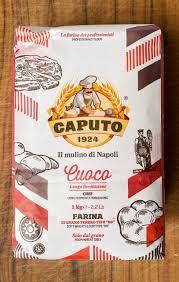 Pizzamehl Caputo Rosso Tipo 00, für die Langzeitführung - Speedelicious-Shop
