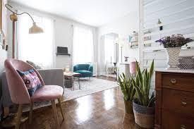 500 Sq Ft Flat Interior Design Nyc Home Tour A 500 Square Foot Brooklyn Studio Apartment