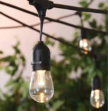 Industrial String Lights Outdoor String Lights Patio Lights Wholesale 48 Ft Ul