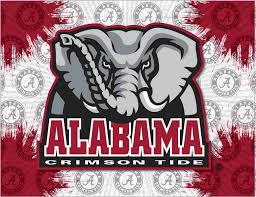 alabama crimson tide hbs gray red elephant wall canvas art picture print on alabama elephant wall art with alabama crimson tide hbs gray red elephant wall canvas art picture
