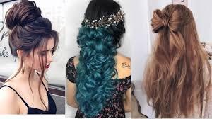 Peinados F Ciles Recogidos Chongos Mo Os Con Trenzas 2017 Youtube