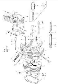 triumph t engine cam follower tappet  71 7008 71 7008 triumph bonneville t140 t120 inlet tappet stellite tip