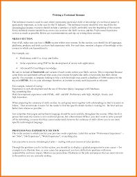 8 Technical Skills Resume Example Mbta Online