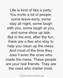 Best Analogy For Friendship Thank You To The Few Whove