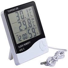VelVeeta <b>HTC</b>-2 Digital <b>Indoor</b> Cum <b>Outdoor</b> Thermo-hygrometer ...