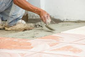 how to install tile floor on concrete best of porcelain ceramic tile installation locations