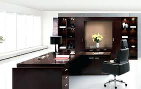 Office Furniture Modern Extraordinary Executive Desks Office Furniture Thomsongrandsg