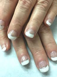 Nail Designs For Short Nails French Tip Fashion French Tip Nail Designs For Short Nails Cool Art