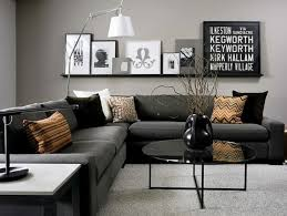 gray living room ideas color