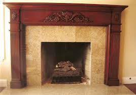 wood fireplace mantels austin tx