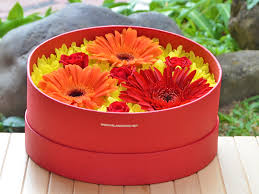 the article features the wide variety of choices consumers have in sending flowers and gifts