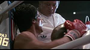 Adidas Shirt Worn By Burt Young (Paulie Pennino) In Rocky 4 (1985)
