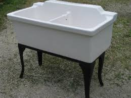 porcelain laundry sink. Modren Sink Porcelain Antique Laundry Sink Inside R