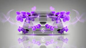toyota celica jdm fantasy neon flowers