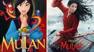 When the emperor of china issues a decree that one man per family must serve in the imperial army to defend mulan is a mongolian lady, not chinese. Mulan 2020 Vs Mulan 1998 The Differences Similarities Den Of Geek