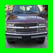 Amazon.com: 312 Motoring fits 1991-2000 Chevrolet Silverado Chrome ...