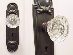antique glass door knobs collectibles glass door knobs k73 knobs