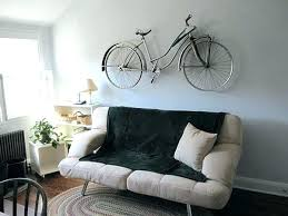 bike wall decor vintage bicycle wall art bike on living room wall metal wall art old on iron bike wall decor with basket with bike wall decor containment fo