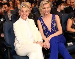 Ellen And Portia Ellen Degeneres And Portia De Rossi Enjoy Fun Flirty Date Night