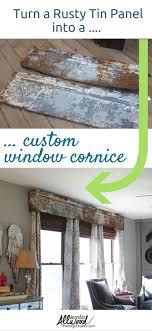 Diy Wood Valance Best 25 Wood Window Valances Ideas On Pinterest Window Valance