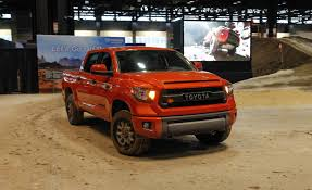 The Toyota Tundra Pro Series Wants To Play.