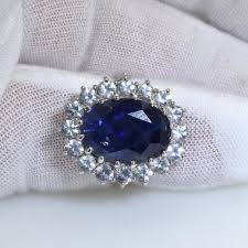 Crown jeweler garrard featured the piece in its catalog, the. Handmade Princess Diana Engagement Ring Kate Middleton Ring Etsy