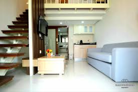 Villa - Rent - 1 bedroom apartment for monthly rental in Berawa - YL043-E |  Bali Home Immo