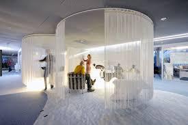 google office environment. Creative Office : Google Switzerland HQ Environment