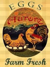 Lovely Image Is Loading Fresh Farm Eggs Chicken Kitchen Art Vintage Poster