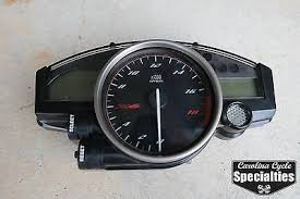 yamaha 1998 1999 yzf r1 1999 2002 r6 speedo tach gauges display 2016 yamaha yzf r6 oem 748miles speedo tach gauges display cluster speedometer