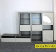 aleal combination large wall shelving unit