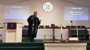 "March 8, 2020, Sermon ""What's Left After... - Crawfordville United  Methodist Church"