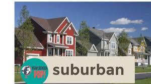 Urban Suburban Rural Urban Suburban And Rural Communities For Kids Classroom Video