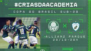 Copa do Brasil Sub-20 – Palmeiras