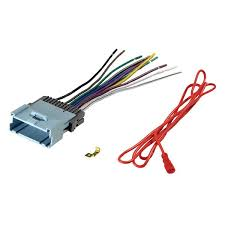 american international® gwh404 aftermarket radio wiring harness american international® aftermarket radio wiring harness oem plug