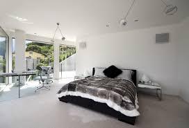 home office bedroom. Modern Bedroom Home Office Interior Design Y