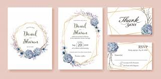 Invitation Card Sample Invitation Letter Vectors Photos And Psd Files Free Download
