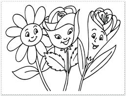 Light Spring Palette Warm Summer Color Break Printable Coloring ...