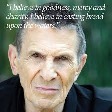 Leonard Nimoy Quotes Awesome 48 Leonard Nimoy Quotes That Inspired Us To Boldly Go