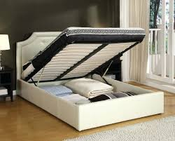 Bed With Storage Underneath Size Bed With Storage Underneath Black ...