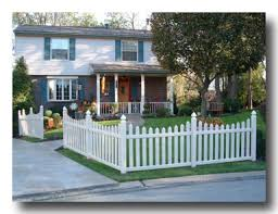 vinyl picket fence front yard. Front Yard Fence; Just Big Enough To Keep Dogs Out And Kids In. | Courtyard Pinterest Fence, Yards Fences Vinyl Picket Fence