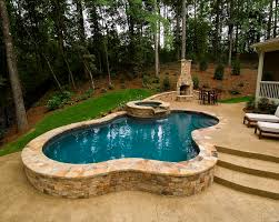 Stylish Decoration Small Inground Swimming Pools Good-Looking Small  Inground Pools Design
