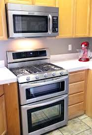 stove oven combo. full image for gas cooktop electric oven combo best stove combos