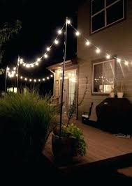 cheap outdoor lighting ideas. Outside Lighting Ideas Outdoor For A Shabby Chic Garden 6 Is Lovely Wood . Cheap