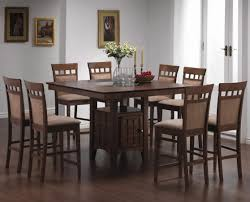 High Top Dining Table With Storage Buy Mix Match Counter Height Dining Table With Storage Pedestal
