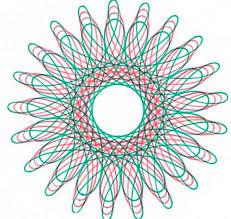 Image result for spirograph