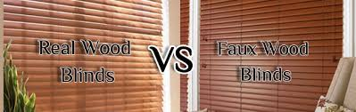 real wood blinds. wood blinds vs faux real 2