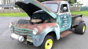 1953 Chevrolet Gasser Pickup - YouTube
